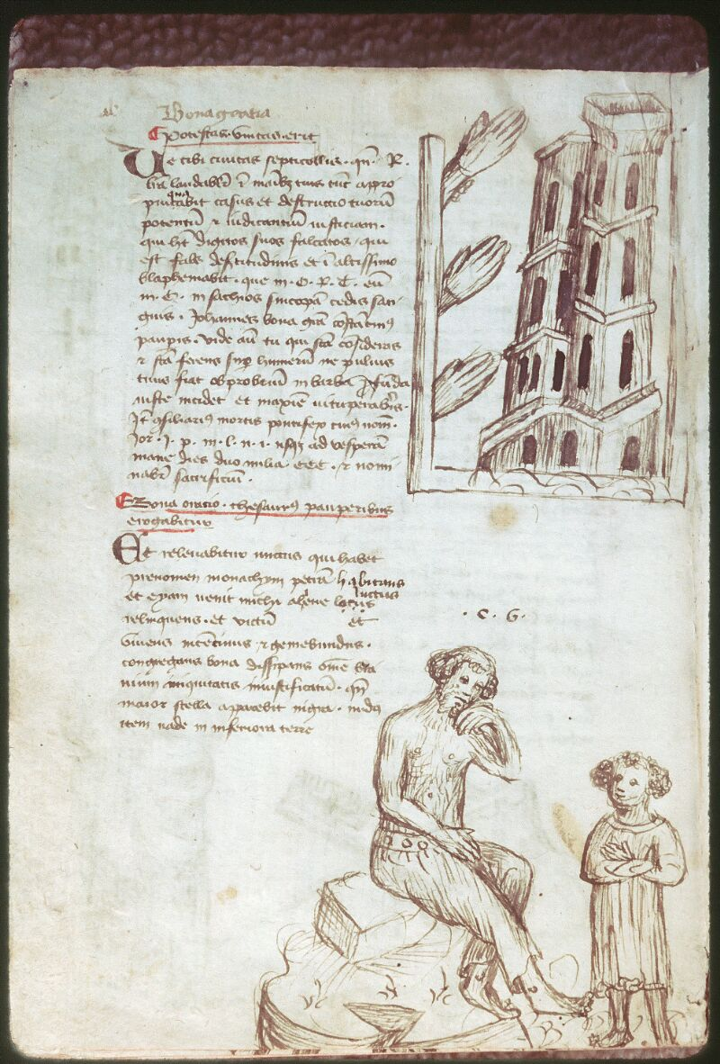 Tours, Bibl. mun., ms. 0520, f. 224v - vue 1