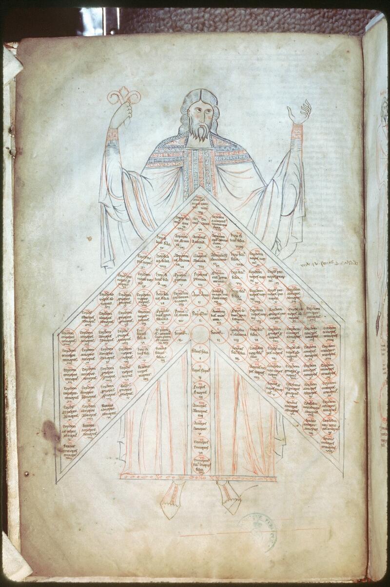 Tours, Bibl. mun., ms. 0557, f. 002v