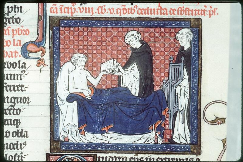 Tours, Bibl. mun., ms. 0558, f. 155v - vue 2
