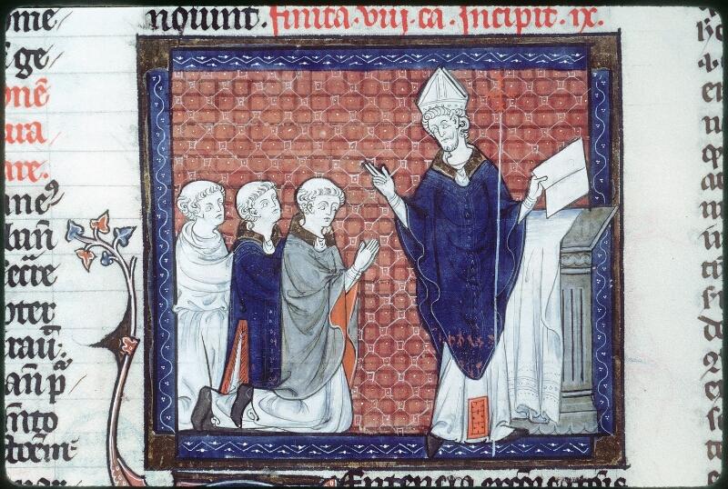 Tours, Bibl. mun., ms. 0558, f. 158v - vue 2