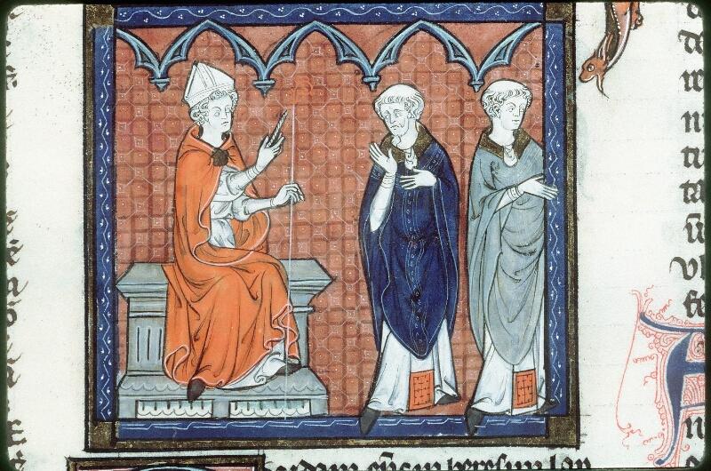 Tours, Bibl. mun., ms. 0558, f. 244 - vue 2