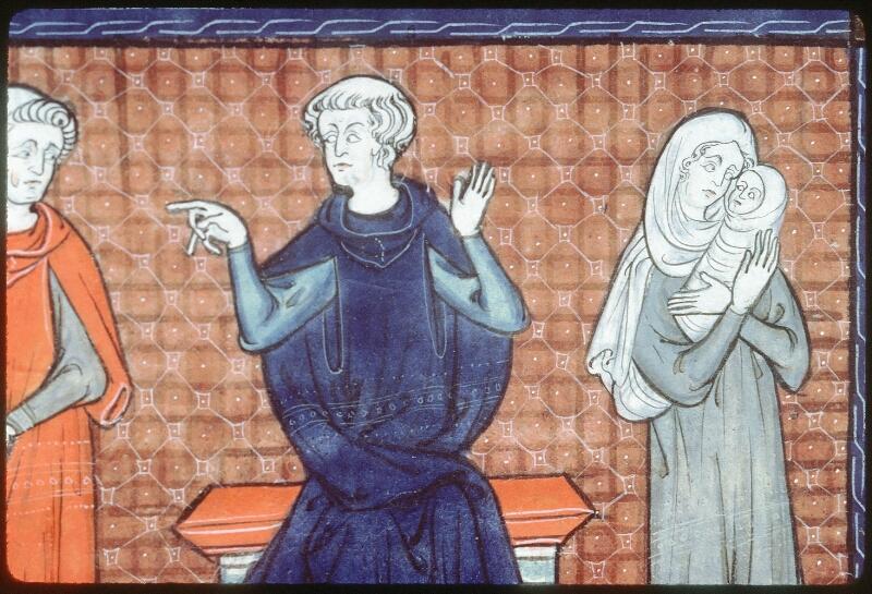 Tours, Bibl. mun., ms. 0558, f. 273v - vue 3