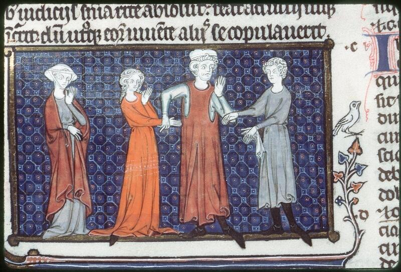 Tours, Bibl. mun., ms. 0558, f. 276 - vue 2