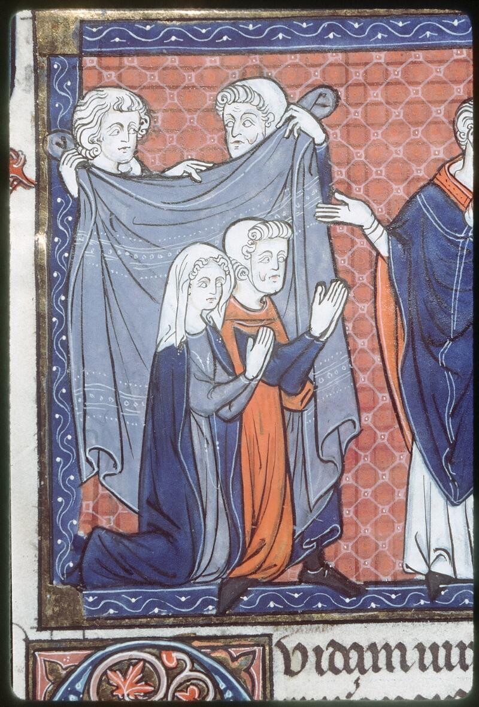 Tours, Bibl. mun., ms. 0558, f. 278 - vue 2