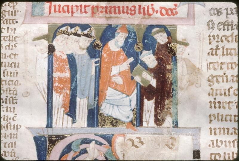 Tours, Bibl. mun., ms. 0568, f. 003 - vue 2