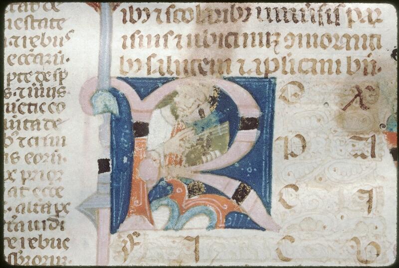 Tours, Bibl. mun., ms. 0568, f. 003 - vue 3
