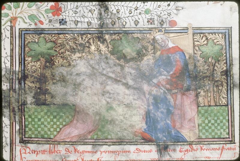 Tours, Bibl. mun., ms. 0764, f. 001 - vue 2