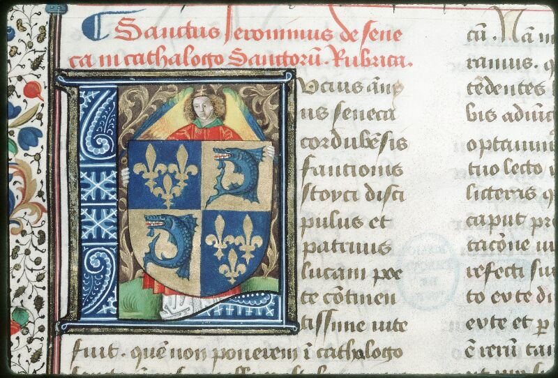 Tours, Bibl. mun., ms. 0693, f. 064 - vue 2
