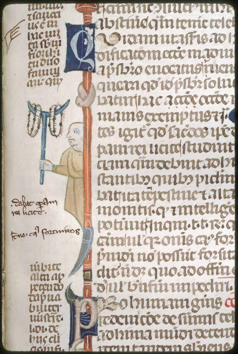 Tours, Bibl. mun., ms. 0568, f. 267 - vue 1