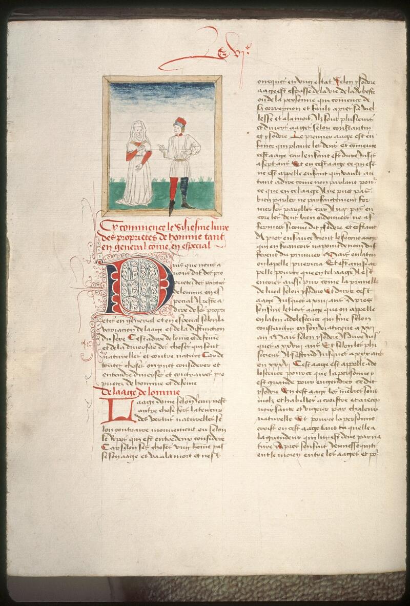 Tours, Bibl. mun., ms. 0703, f. 095v - vue 1