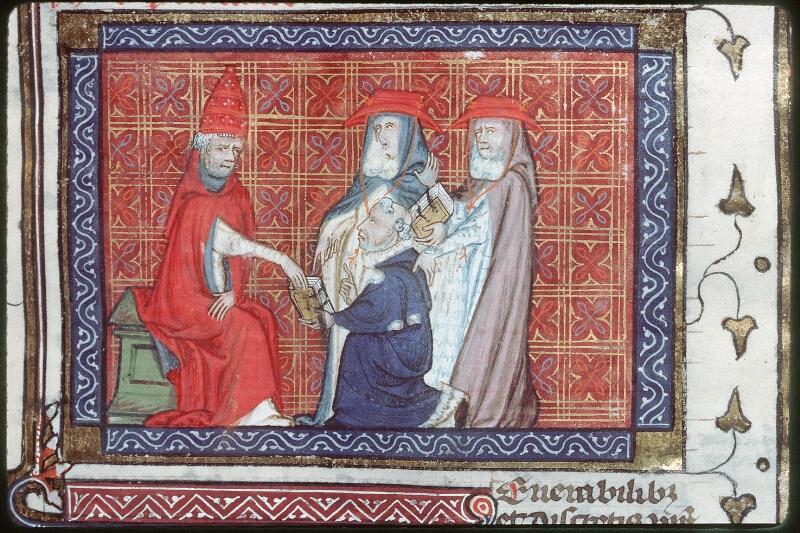 Tours, Bibl. mun., ms. 0576, f. 028 - vue 2