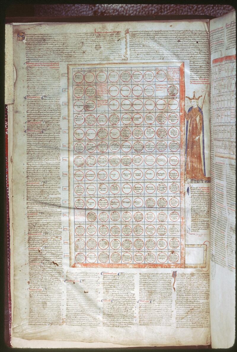 Tours, Bibl. mun., ms. 0654, f. 000Av - vue 1