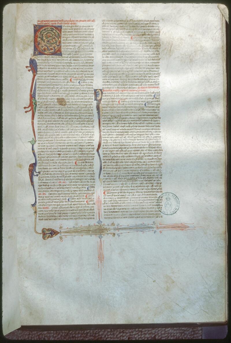 Tours, Bibl. mun., ms. 0654, f. 083