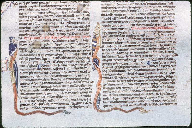 Tours, Bibl. mun., ms. 0654, f. 154