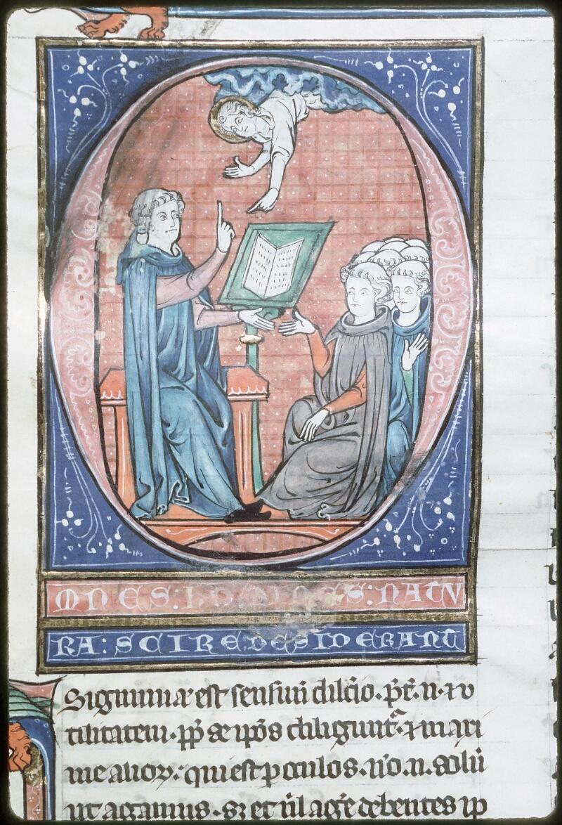 Tours, Bibl. mun., ms. 0679, f. 211 - vue 2