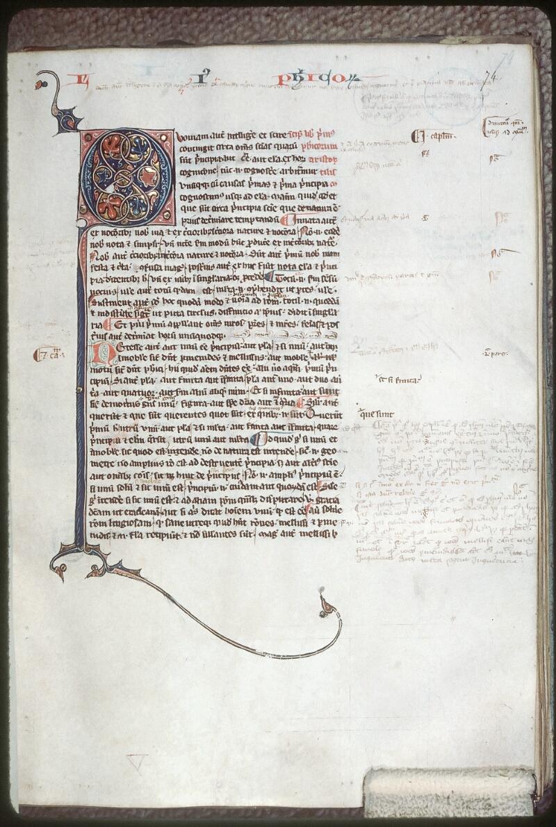 Tours, Bibl. mun., ms. 0680, f. 074