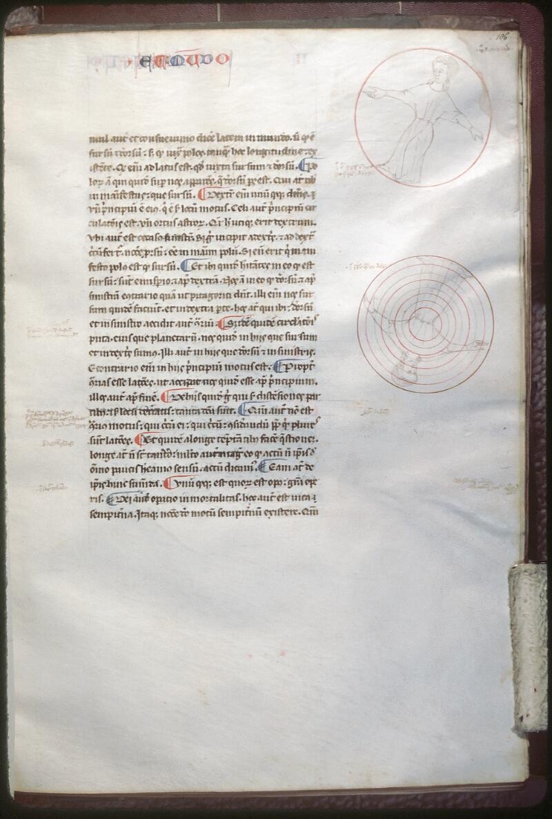 Tours, Bibl. mun., ms. 0681, f. 106 - vue 1