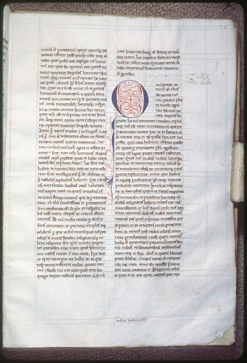 Tours, Bibl. mun., ms. 0688, f. 026