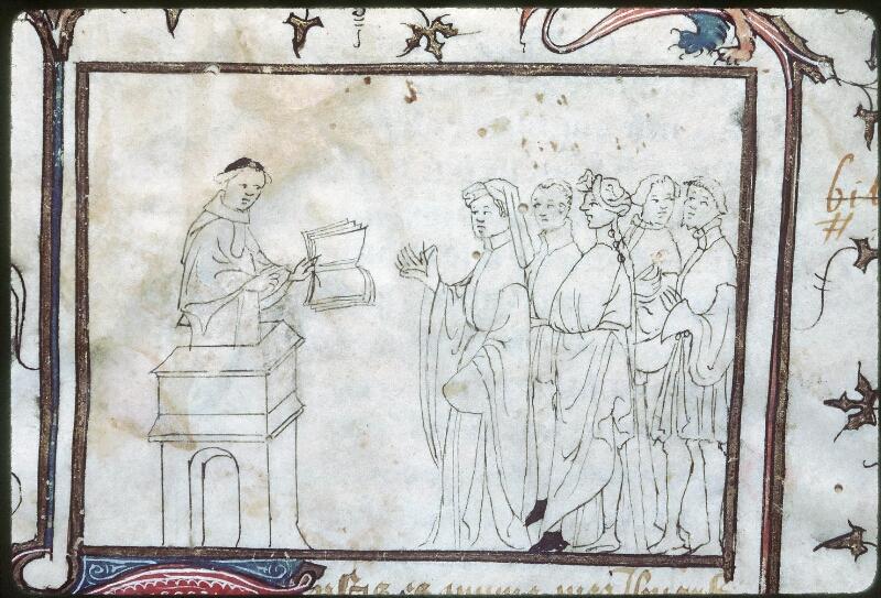 Tours, Bibl. mun., ms. 0897, f. 001 - vue 2