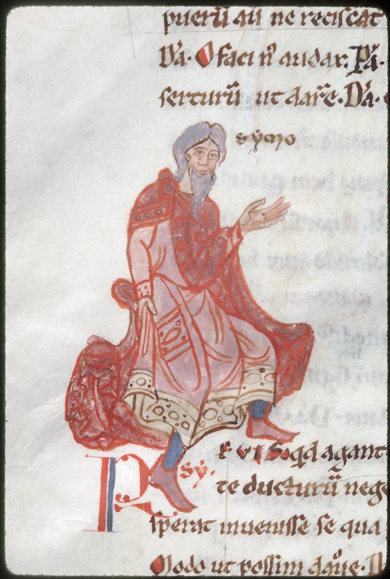 Tours, Bibl. mun., ms. 0924, f. 005v - vue 1
