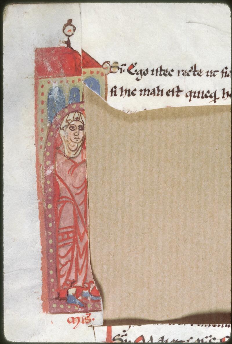 Tours, Bibl. mun., ms. 0924, f. 006v - vue 2