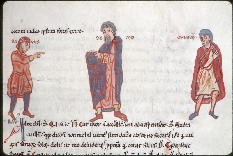 Tours, Bibl. mun., ms. 0924, f. 008 - vue 1