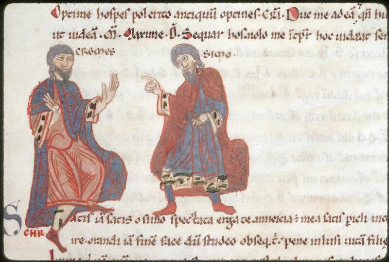 Tours, Bibl. mun., ms. 0924, f. 011 - vue 1