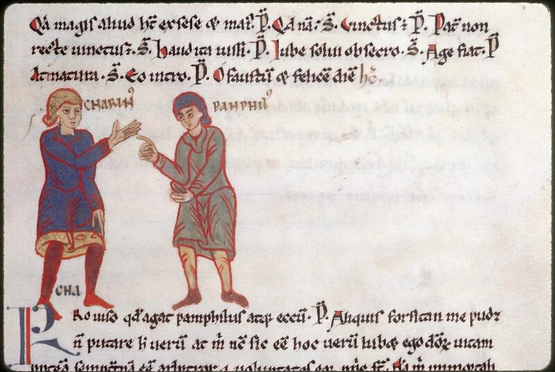 Tours, Bibl. mun., ms. 0924, f. 013 - vue 1