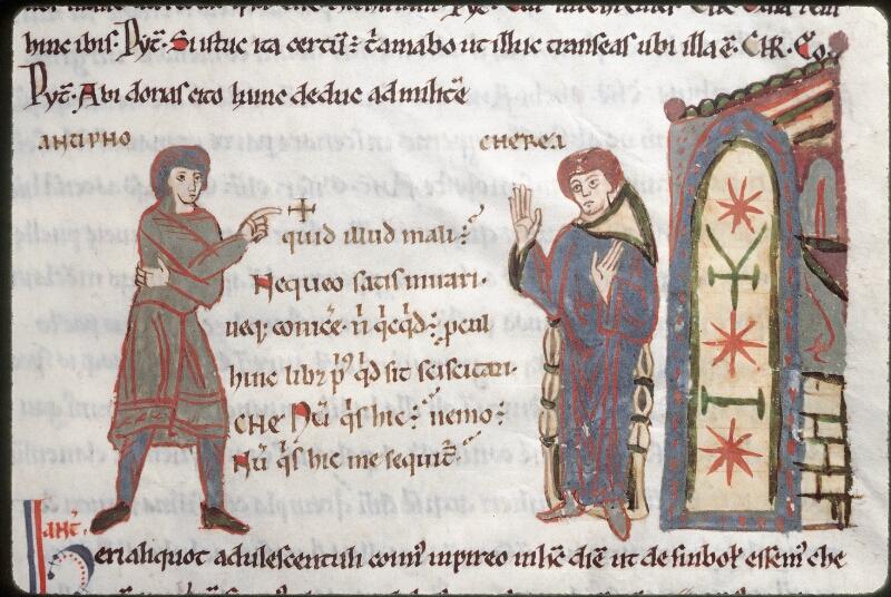Tours, Bibl. mun., ms. 0924, f. 020 - vue 1