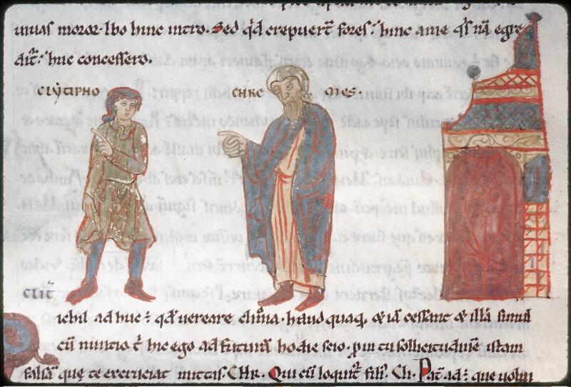 Tours, Bibl. mun., ms. 0924, f. 029v - vue 1