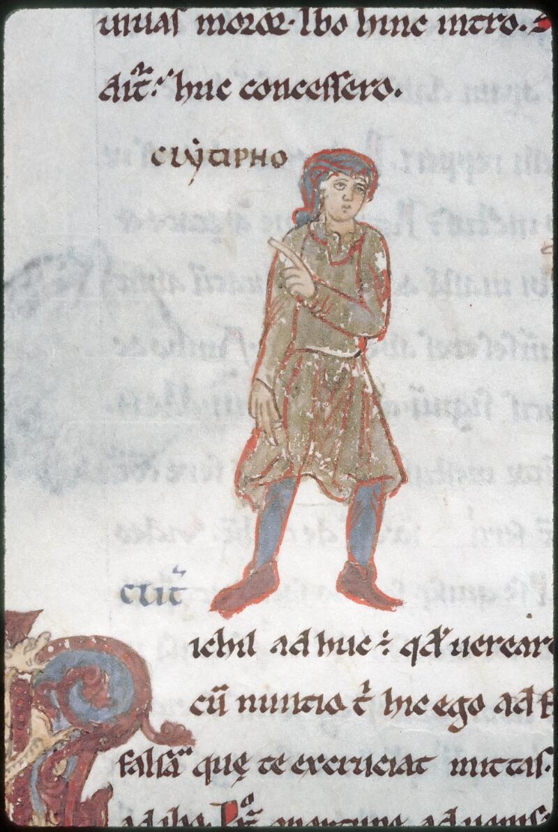 Tours, Bibl. mun., ms. 0924, f. 029v - vue 2