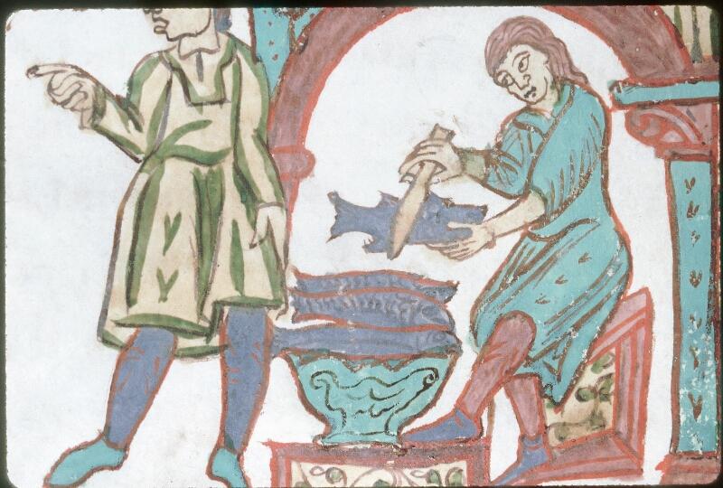 Tours, Bibl. mun., ms. 0924, f. 045v - vue 3