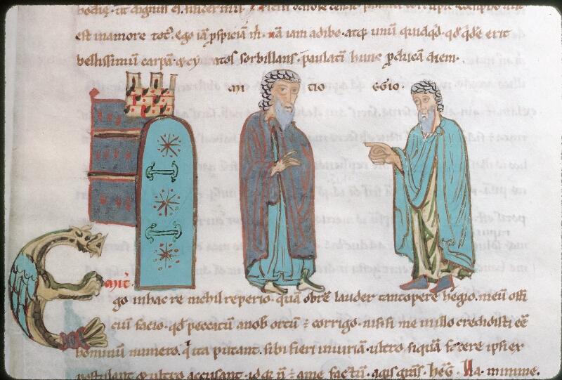Tours, Bibl. mun., ms. 0924, f. 048 - vue 1