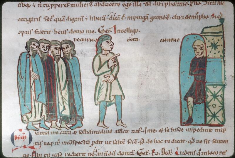 Tours, Bibl. mun., ms. 0924, f. 069v - vue 1