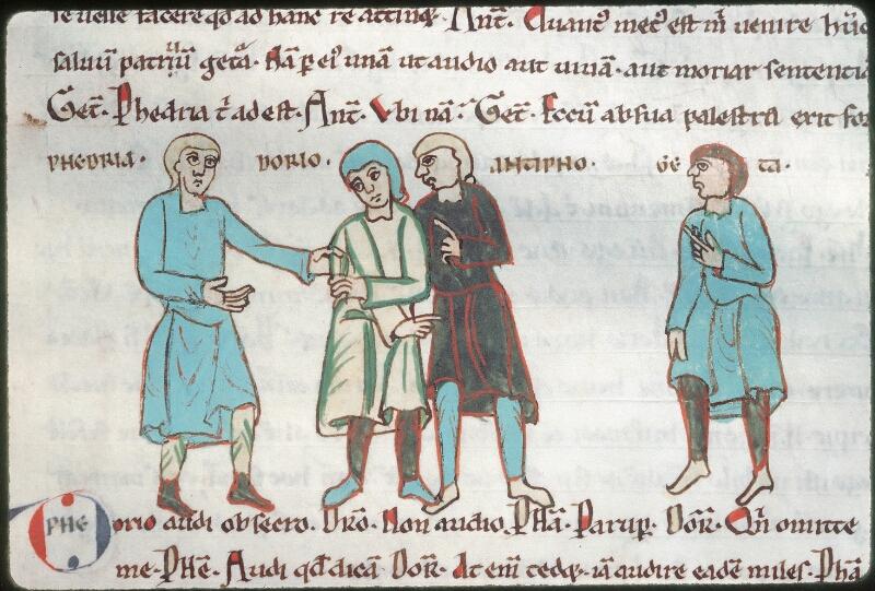 Tours, Bibl. mun., ms. 0924, f. 070 - vue 1