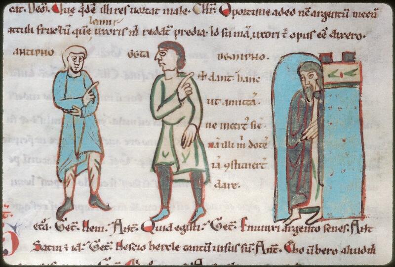 Tours, Bibl. mun., ms. 0924, f. 072v - vue 1