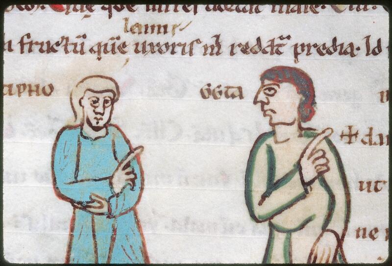 Tours, Bibl. mun., ms. 0924, f. 072v - vue 2