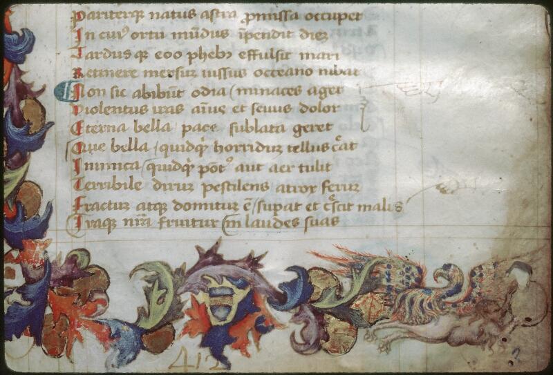 Tours, Bibl. mun., ms. 0926, f. 002 - vue 3
