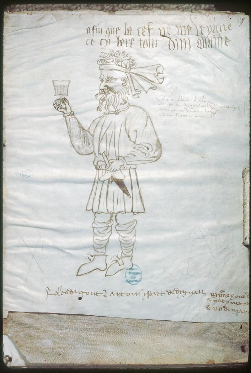Tours, Bibl. mun., ms. 0949, f. 085