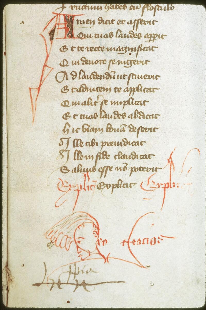 Tours, Bibl. mun., ms. 0950, f. 126