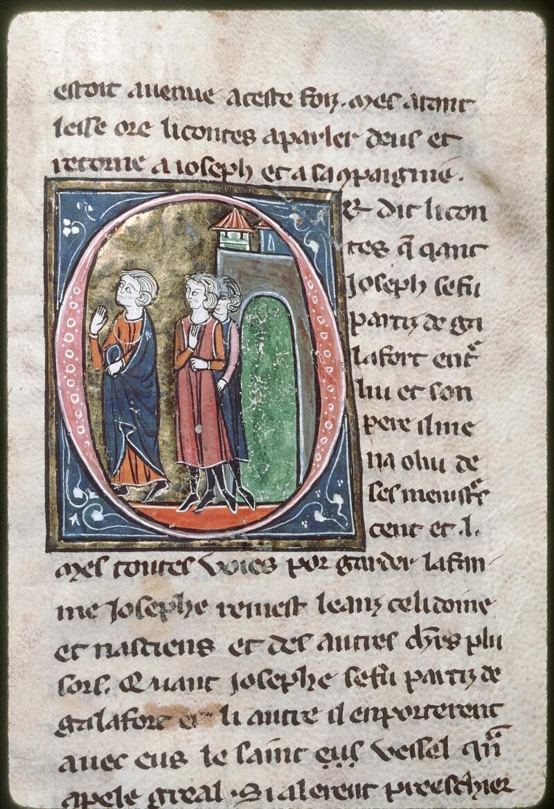 Tours, Bibl. mun., ms. 0951, f. 126