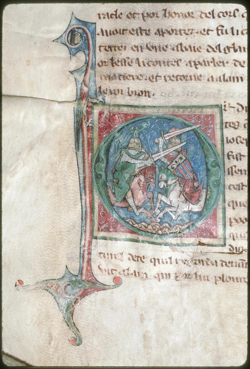 Tours, Bibl. mun., ms. 0951, f. 154v - vue 1