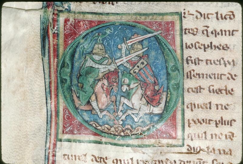 Tours, Bibl. mun., ms. 0951, f. 154v - vue 2