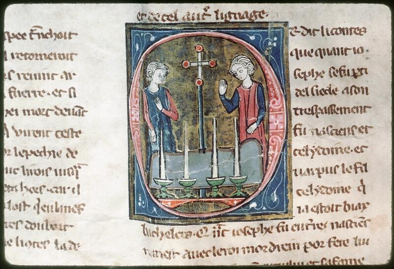 Tours, Bibl. mun., ms. 0951, f. 156v