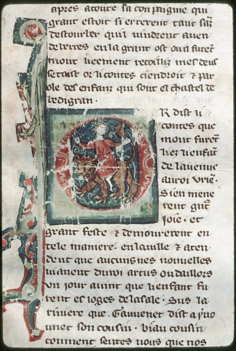 Tours, Bibl. mun., ms. 0951, f. 274