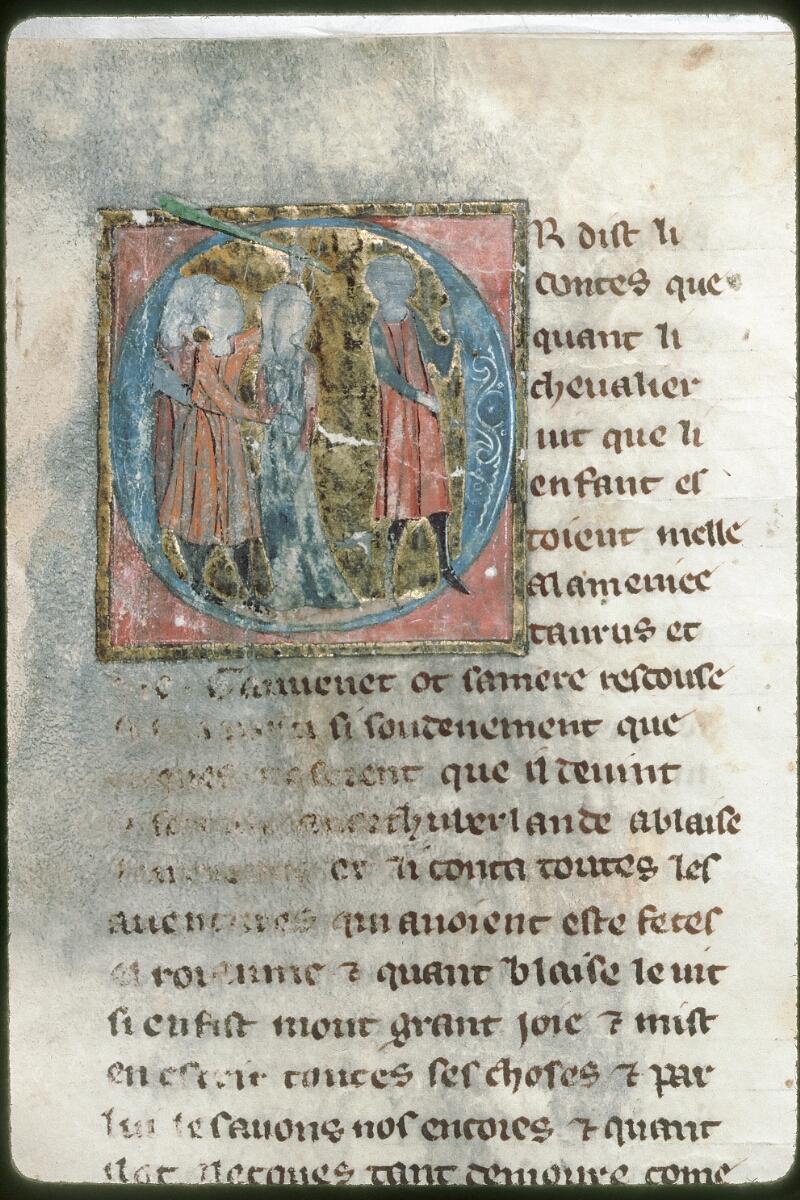 Tours, Bibl. mun., ms. 0951, f. 277