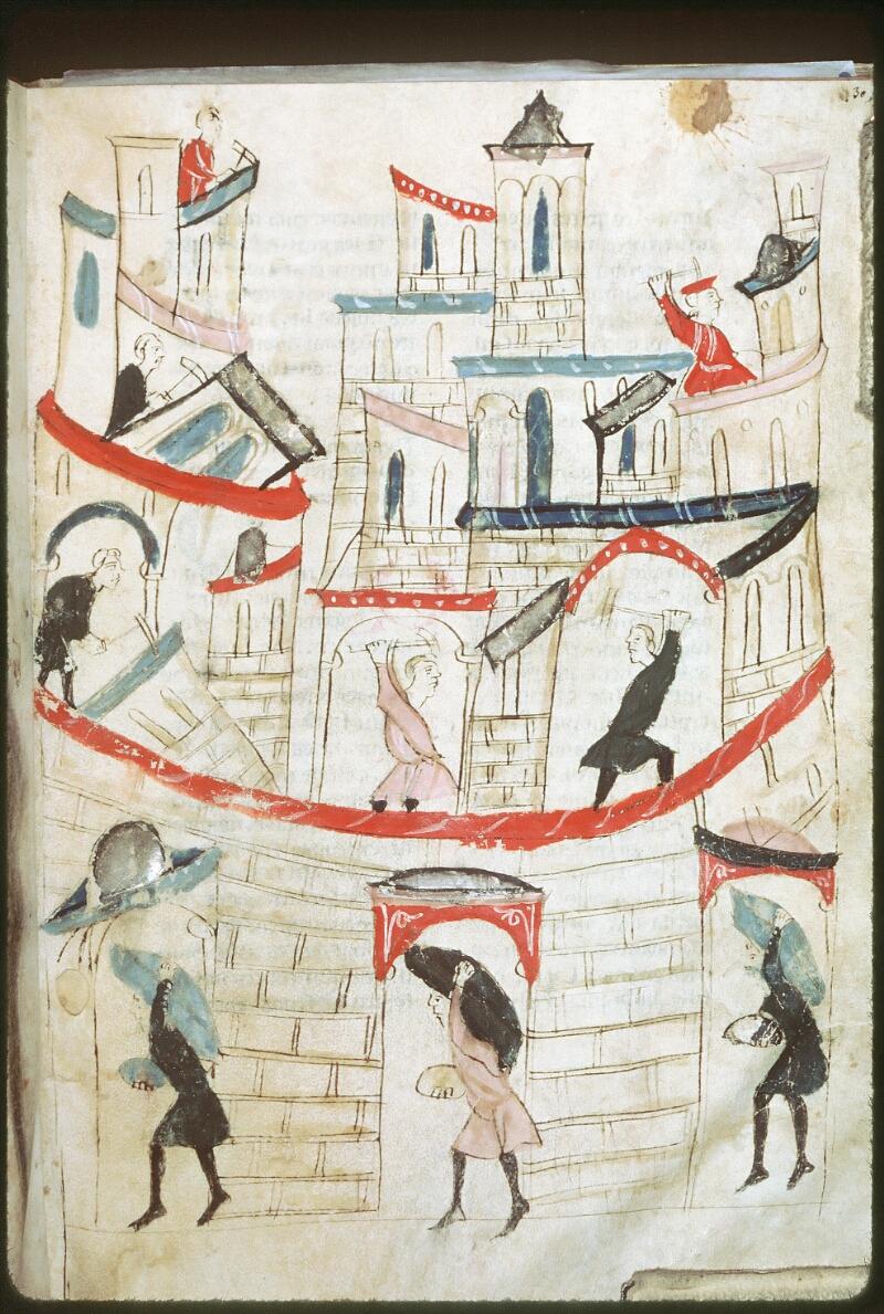 Tours, Bibl. mun., ms. 0953, f. 030 - vue 1