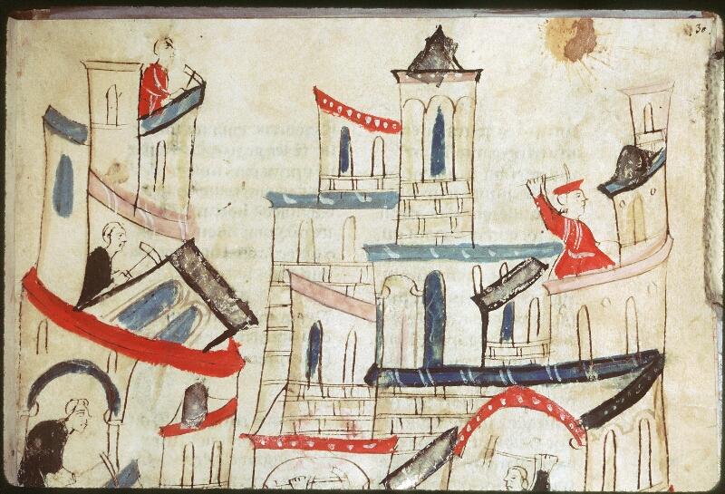 Tours, Bibl. mun., ms. 0953, f. 030 - vue 2