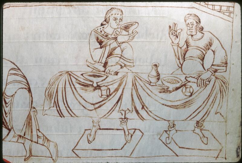 Tours, Bibl. mun., ms. 1018, f. 015 - vue 2