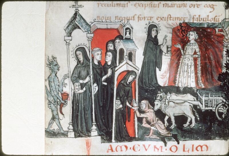 Tours, Bibl. mun., ms. 1018, f. 049v - vue 1